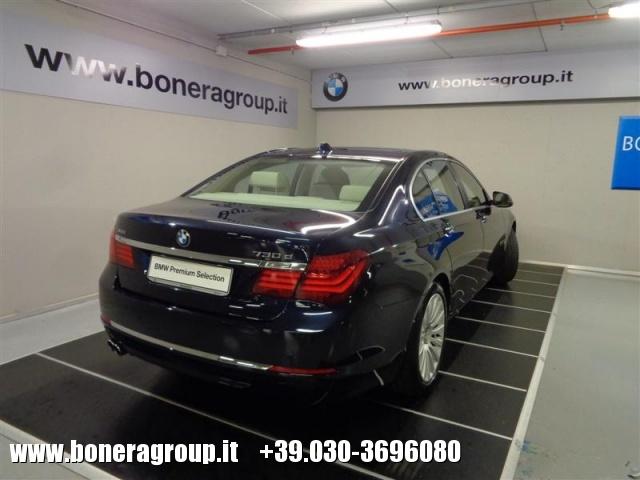 BMW 730 d xDrive Eletta Immagine 4
