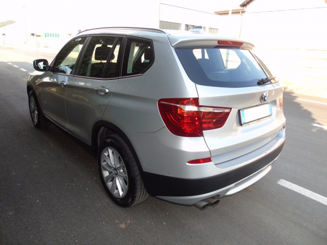 BMW X3 xDrive30dA 259 CV OCCASIONE 19.900 EURO !!! Immagine 2