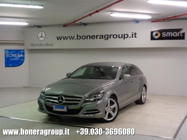 MERCEDES-BENZ CLS 350 CDI SW BlueEFFICIENCY 4Matic Immagine 0