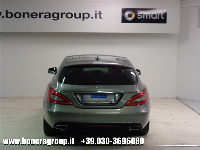 MERCEDES-BENZ CLS 350 CDI SW BlueEFFICIENCY 4Matic Immagine 3