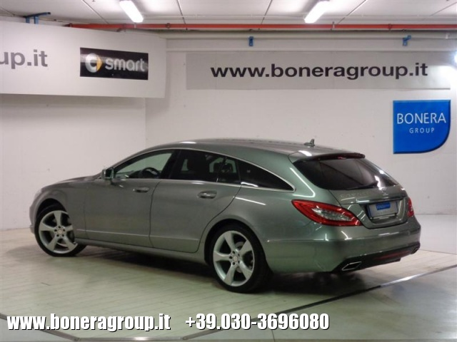 MERCEDES-BENZ CLS 350 CDI SW BlueEFFICIENCY 4Matic Immagine 4