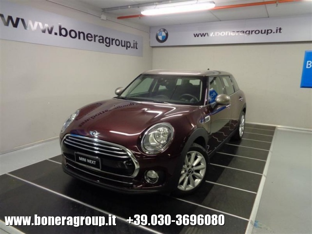 MINI Clubman 2.0 Cooper D Boost Immagine 0
