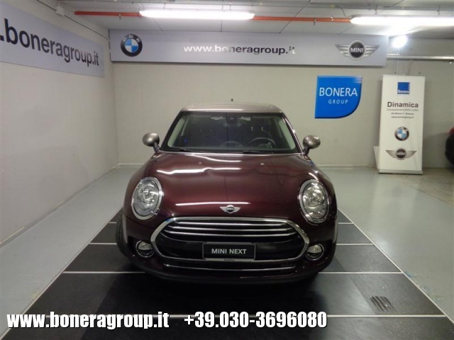 MINI Clubman 2.0 Cooper D Boost Immagine 2