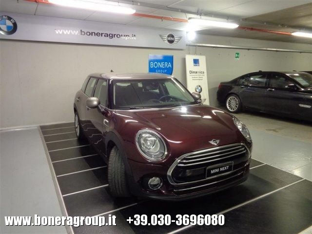 MINI Clubman 2.0 Cooper D Boost Immagine 3