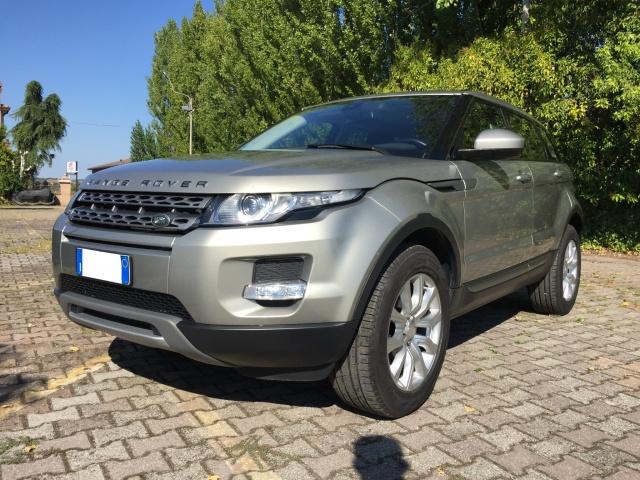 LAND ROVER Range Rover Evoque SABBIA metallizzato