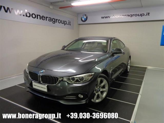 BMW 420 d xDrive Coupé Luxury Immagine 0