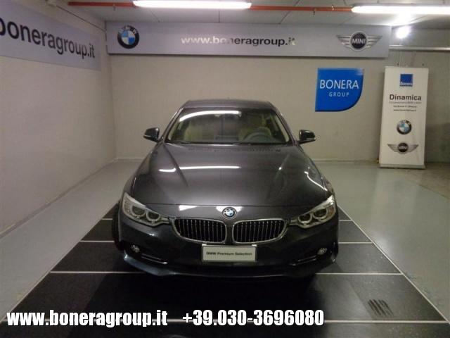 BMW 420 d xDrive Coupé Luxury Immagine 2
