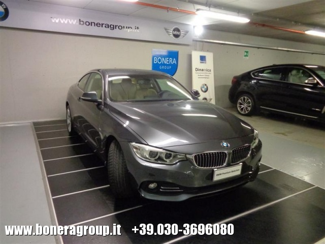 BMW 420 d xDrive Coupé Luxury Immagine 3