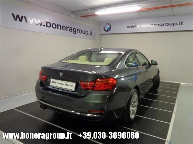 BMW 420 d xDrive Coupé Luxury Immagine 4