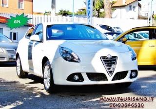 ALFA ROMEO Giulietta 1.4 Turbo 120 CV GPL Progression (EURO 6)