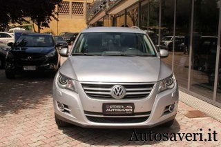 Volkswagen tiguan usato 2.0 tdi 170cv dpf 4mot. sport & style