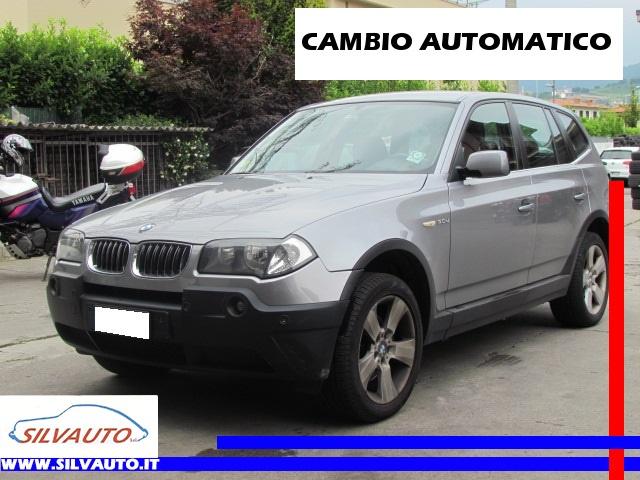 BMW X3 3.0d ELETTA CAMBIO AUTOMATICO 218CV Immagine 0
