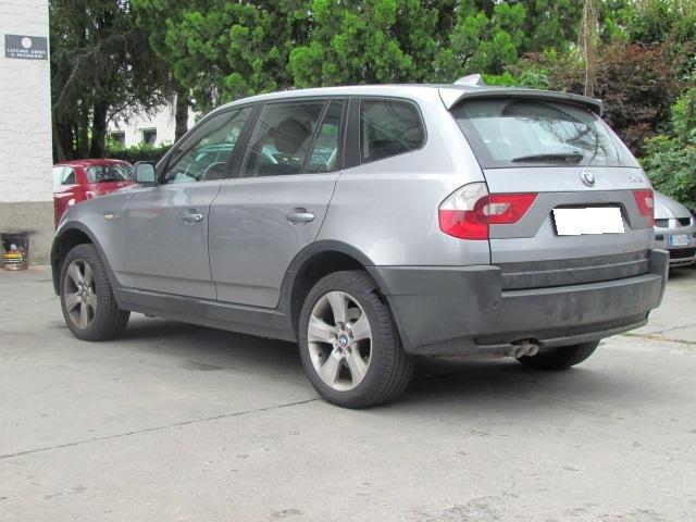 BMW X3 3.0d ELETTA CAMBIO AUTOMATICO 218CV Immagine 1