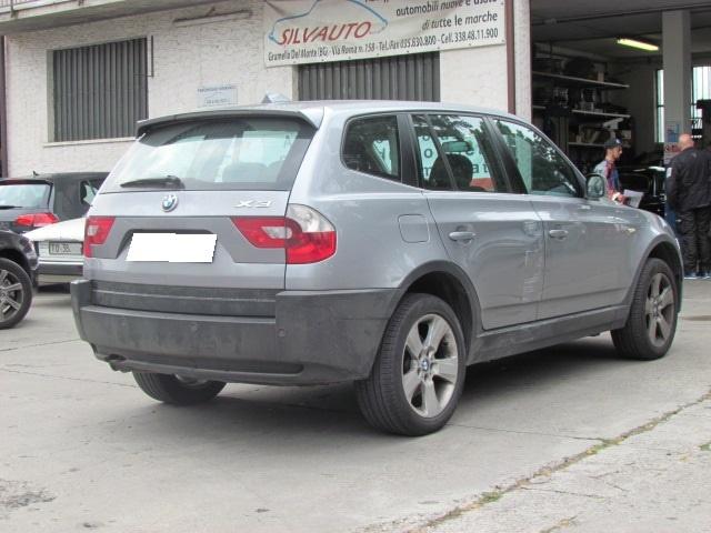 BMW X3 3.0d ELETTA CAMBIO AUTOMATICO 218CV Immagine 2