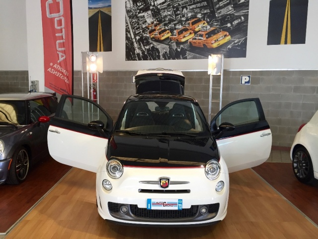 ABARTH 595 1.4 Turbo T-Jet 160 CV Turismo Immagine 4
