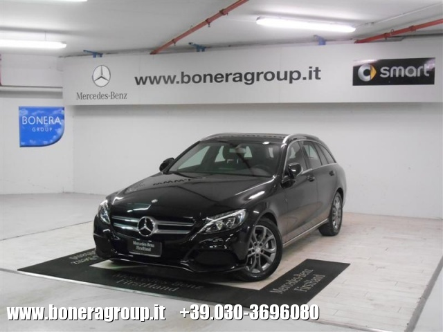 MERCEDES-BENZ C 220 BlueTEC S.W. Automatic Sport Immagine 0