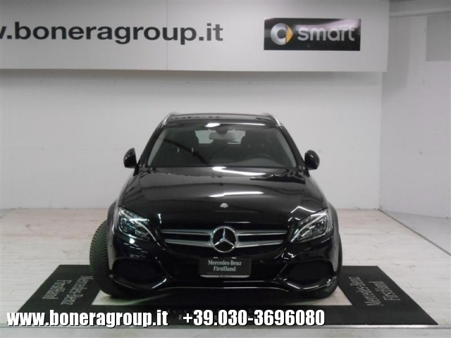 MERCEDES-BENZ C 220 BlueTEC S.W. Automatic Sport Immagine 2