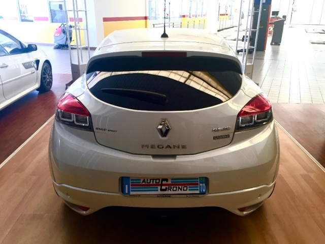 RENAULT Megane Mégane Coupé 2.0 Turbo 275CV RS Trophy Immagine 3