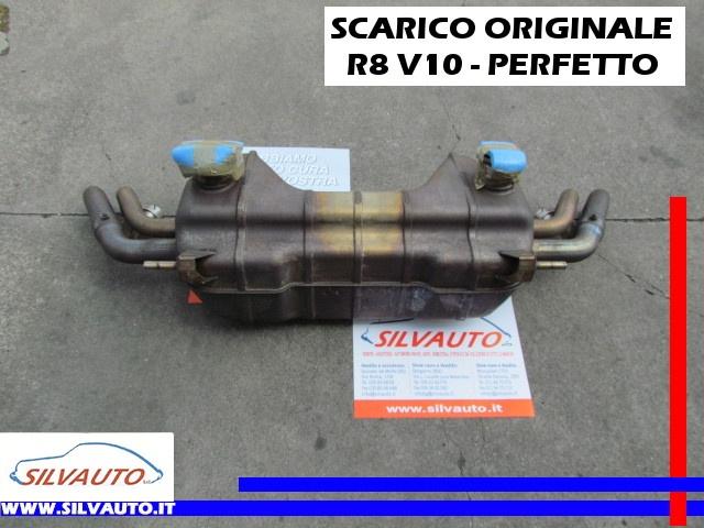AUDI R8 SCARICO ORIGIN. Spyder 5.2 V10 FSI Q R-TRO 525CV Immagine 0