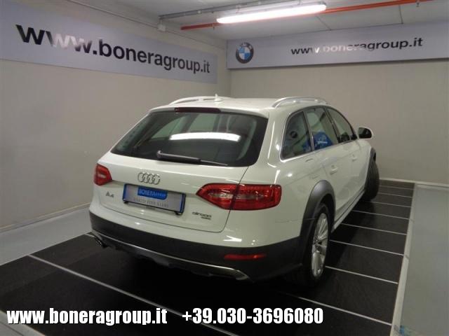 AUDI A4 allroad 2.0 TDI 190 CV cl.d. Business Plus Immagine 3