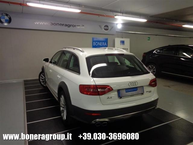 AUDI A4 allroad 2.0 TDI 190 CV cl.d. Business Plus Immagine 4