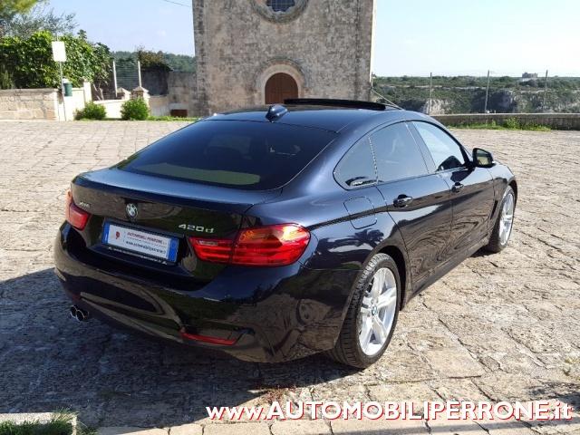 BMW 420 d xDrive Gran Coupé MSport (Navi-Tetto) Immagine 2