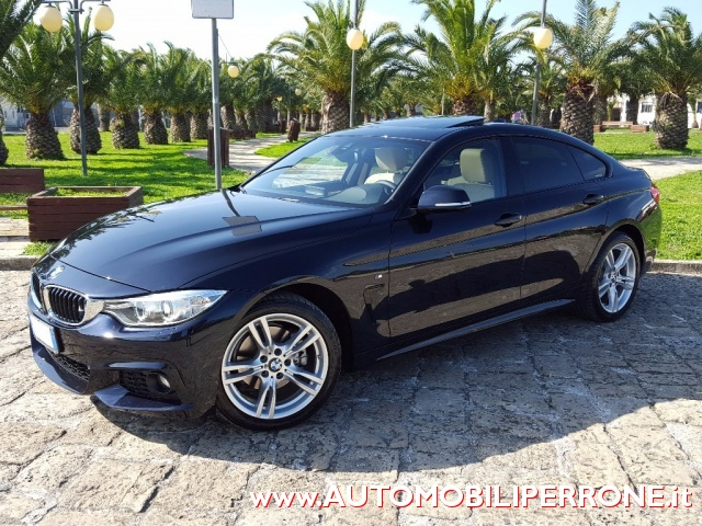 BMW 420 d xDrive Gran Coupé MSport (Navi-Tetto) Immagine 0