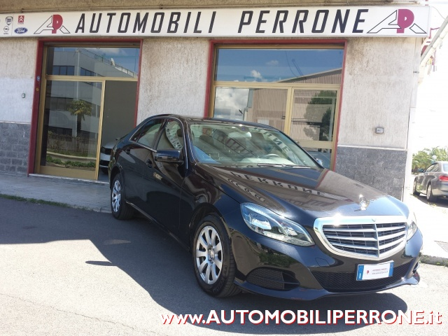 MERCEDES-BENZ E 200 CDI BlueEFF. Executive 7G-Tronic Plus Immagine 0