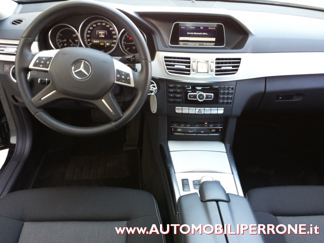 MERCEDES-BENZ E 200 CDI BlueEFF. Executive 7G-Tronic Plus Immagine 4
