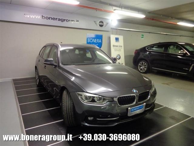 BMW 318 d Touring Sport  autom Immagine 2