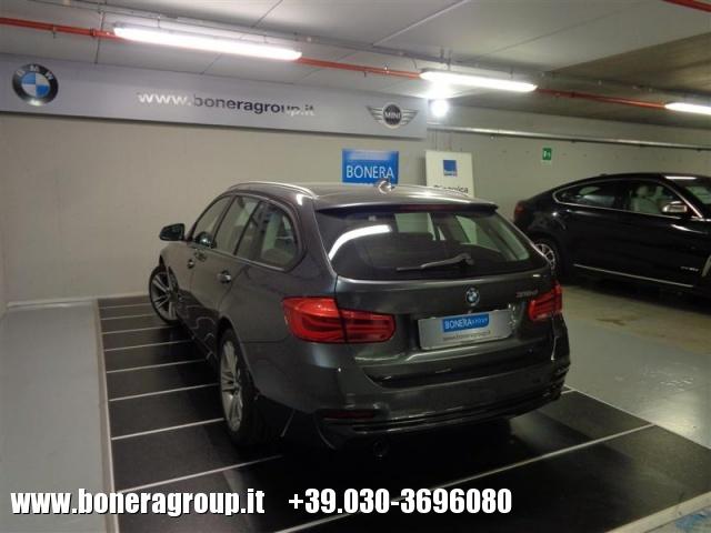 BMW 318 d Touring Sport  autom Immagine 4