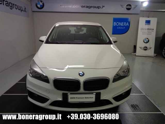 BMW 218 d Active Tourer Advantage autom Immagine 2