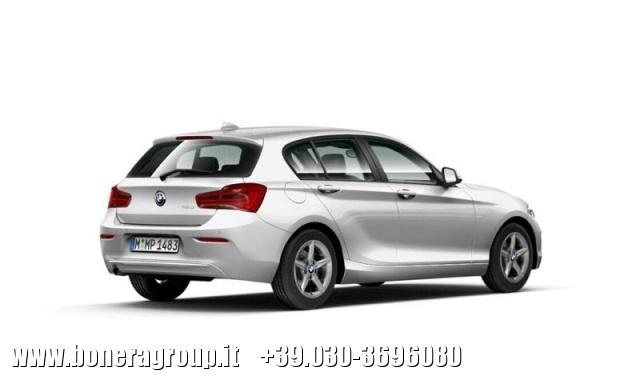 BMW 118 d 5p. Urban Autom. Immagine 1