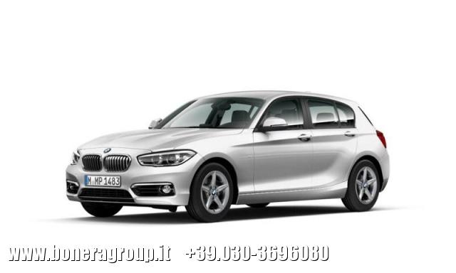 BMW 118 d 5p. Urban Autom. Immagine 0