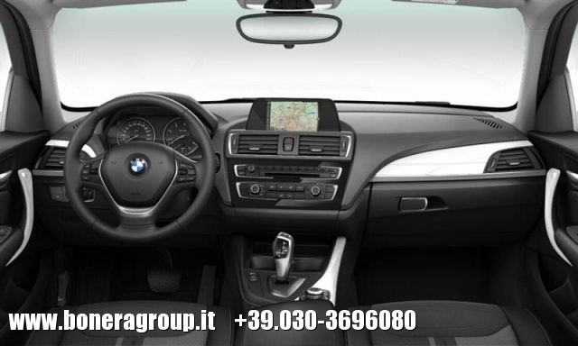 BMW 118 d 5p. Urban Autom. Immagine 2