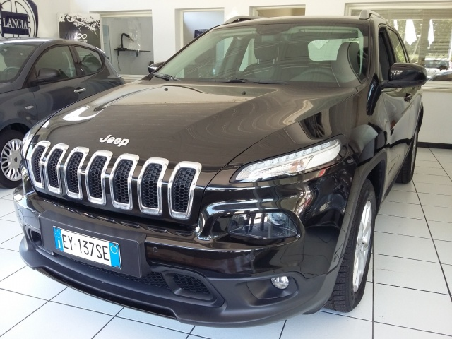 JEEP Cherokee 2.0 Mjt II PACK COMFORT GROUP E PACK SENS PARK Immagine 0