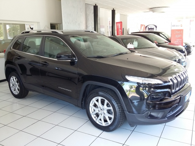 JEEP Cherokee 2.0 Mjt II PACK COMFORT GROUP E PACK SENS PARK Immagine 1