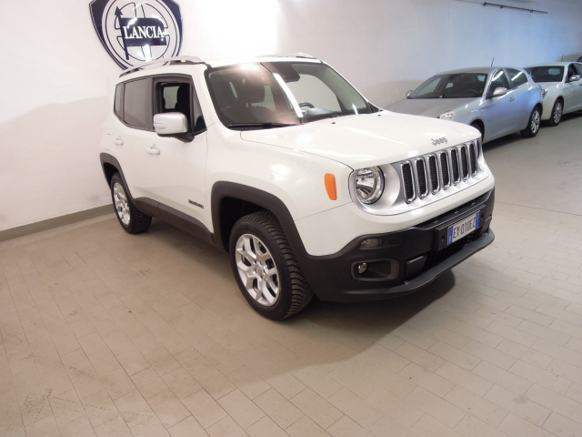 JEEP Renegade 1.6 Mjt 120 CV Limited Immagine 2