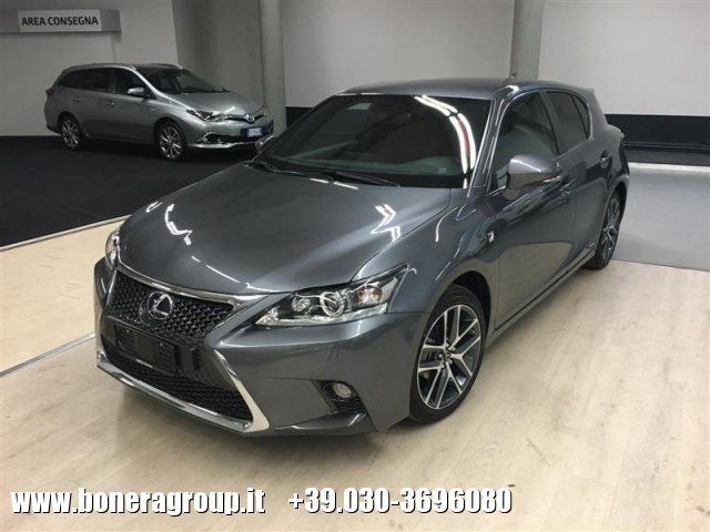 LEXUS CT 200h Hybrid FSport Immagine 0