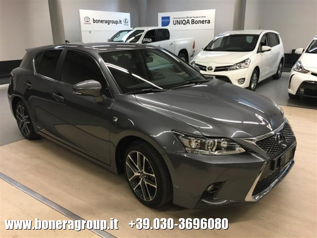 LEXUS CT 200h Hybrid FSport Immagine 1