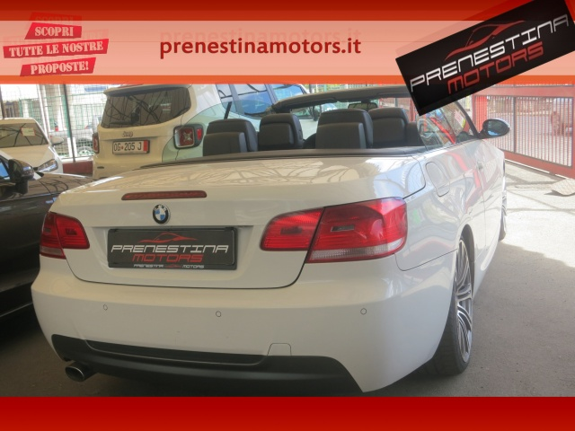 BMW 320 d cat Cabrio Msport Immagine 0