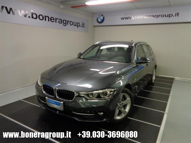 BMW 318 d Touring Sport  autom Immagine 0