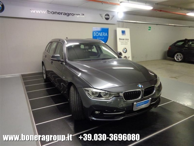 BMW 318 d Touring Sport  autom Immagine 2