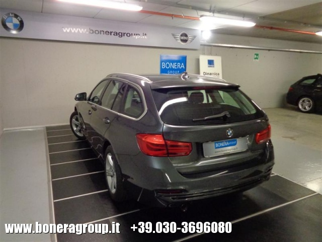 BMW 318 d Touring Sport  autom Immagine 4