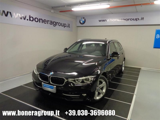 BMW 316 d Touring Sport  autom Immagine 0