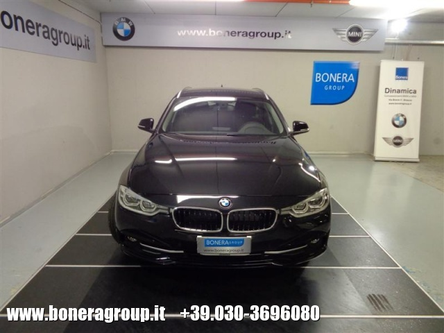 BMW 316 d Touring Sport  autom Immagine 1