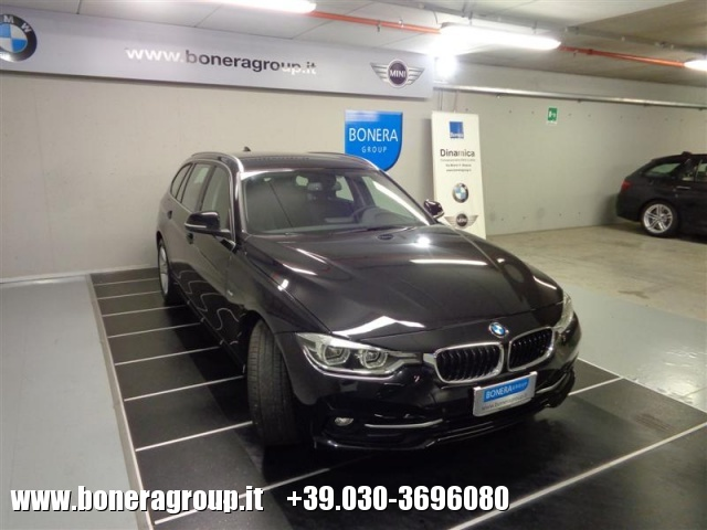 BMW 316 d Touring Sport  autom Immagine 2