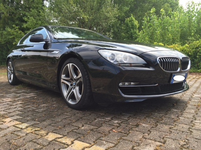 BMW 640 i Coupé Futura Immagine 2