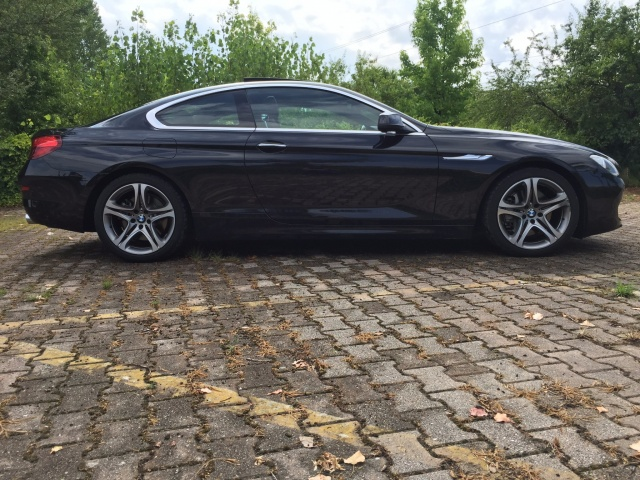 BMW 640 i Coupé Futura Immagine 3