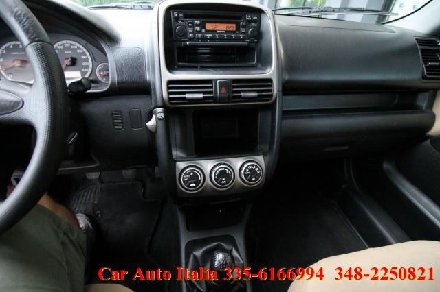 HONDA CR-V 2.0 16V i-VTEC G.P.L APPENA REVISIONATO 4 x 4 Immagine 4